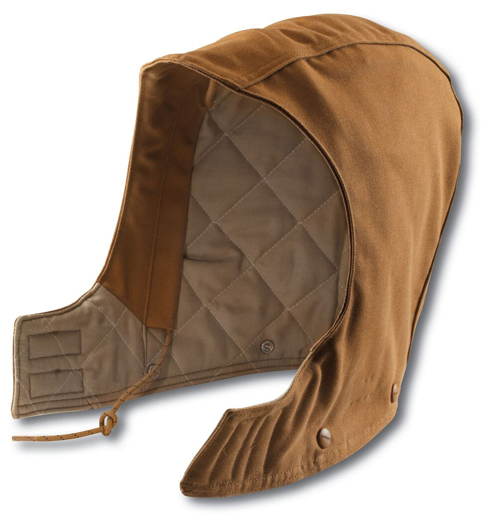Carhartt Flame Resistant Quilt-Lined Duck Hood, , hi-res