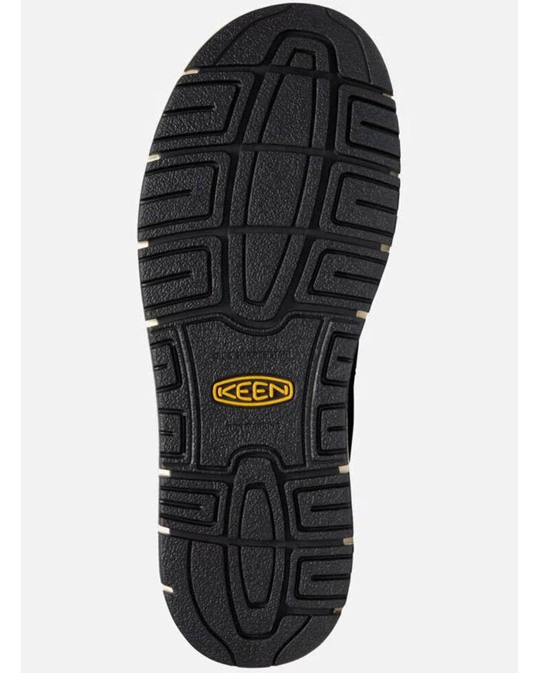 Keen Men's San Jose Waterproof Work Boots - Soft Toe, Brown, hi-res