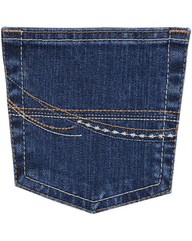 Wrangler Women's As Real As Classic Fit Boot Cut Jeans, Denim, hi-res