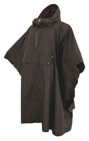 Outback Trading Co. Packable Poncho, Bronze, hi-res