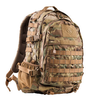Tru-Spec Elite 3 Day Camo Backpack, Camouflage, hi-res