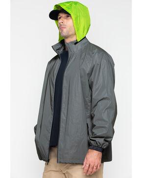 Hawx Men's Reflective Work Jacket , Silver, hi-res