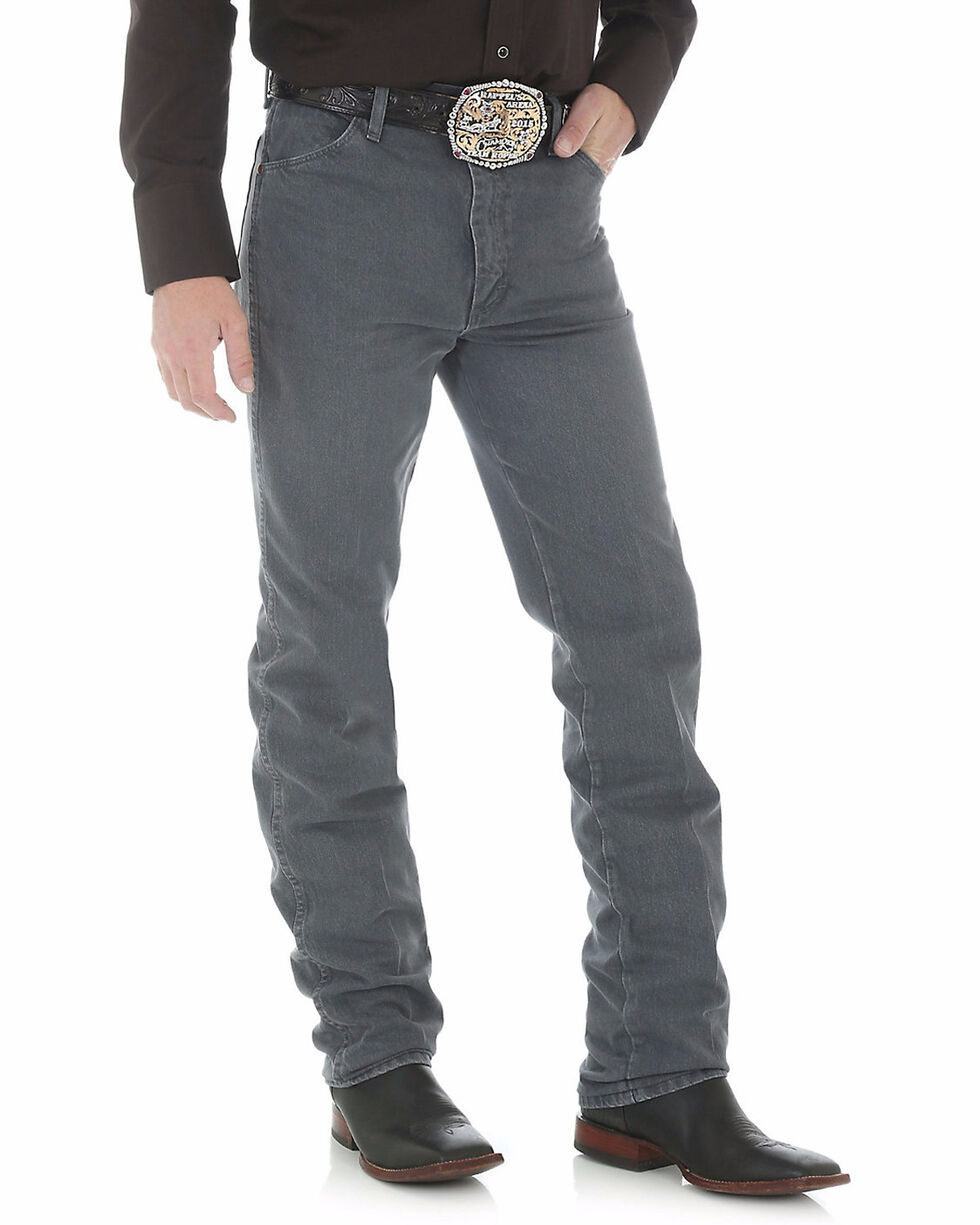 Wrangler 936 Cowboy Cut Slim Fit Jeans - Prewashed Colors, Gunpowder, hi-res