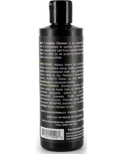 Bickmore Bick 1 Leather Cleaner, No Color, hi-res