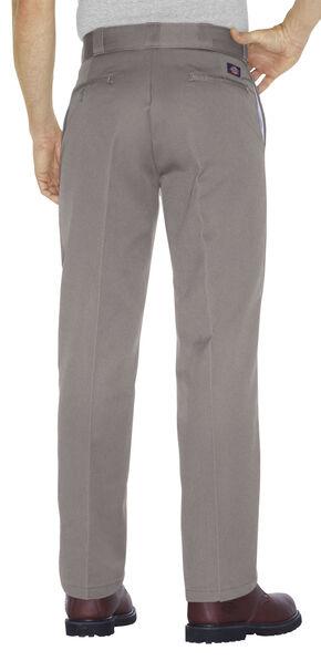 Dickies Men's Original 874® Silver Work Pants - Big & Tall, Silver, hi-res