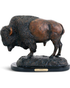 Demdaco by Big Sky Carvers Bronze Tatanka American Bison Sculpture , Bronze, hi-res