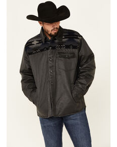 Outback Trading Co. Men's Ramsey Jacket , Charcoal, hi-res