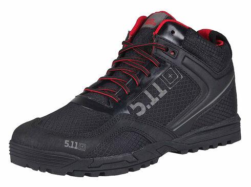 5.11 Tactical Men's Range Master Boots, Black, hi-res