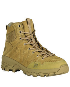 5.11 Tactical Men's Cable Hiker Tactical Boots , Coyote, hi-res