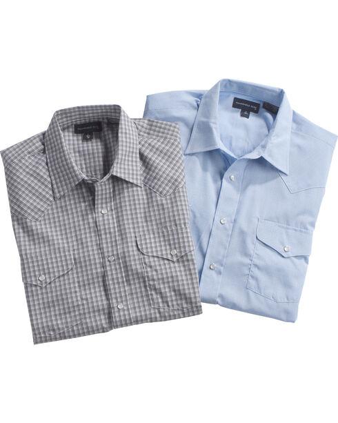 Panhandle Men's Assorted Short Sleeve Shirt - Big, Multi, hi-res