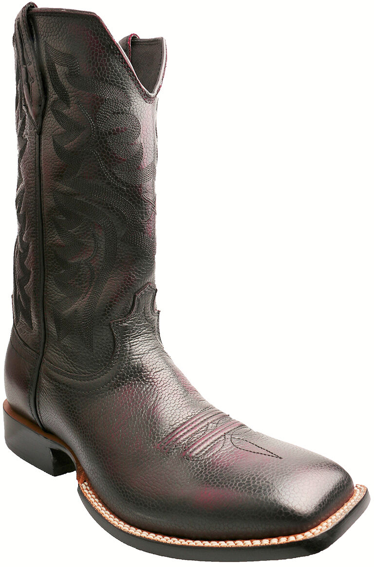 Twisted X Burgundy Red River Cowboy