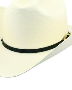 d343ad38eb3ae Larry Mahan Mens 30X Corona Buttercup Straw Hat