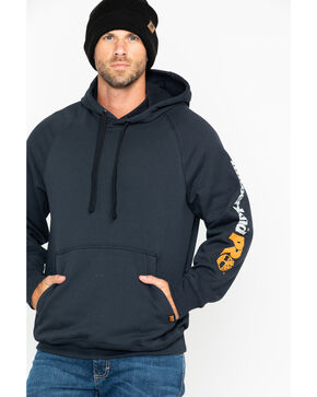 Timberland Pro Men's Honcho Sport Pullover Hoodie , Black, hi-res