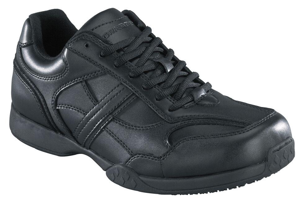 Grabbers Men's Calypso Work Shoes, Black, hi-res