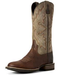 b9d27f0e56e Men's Ariat Round Toe Cowboy Boots - Sheplers