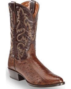 7f6410a05ce Men's Smooth Quill Ostrich Boots - Sheplers