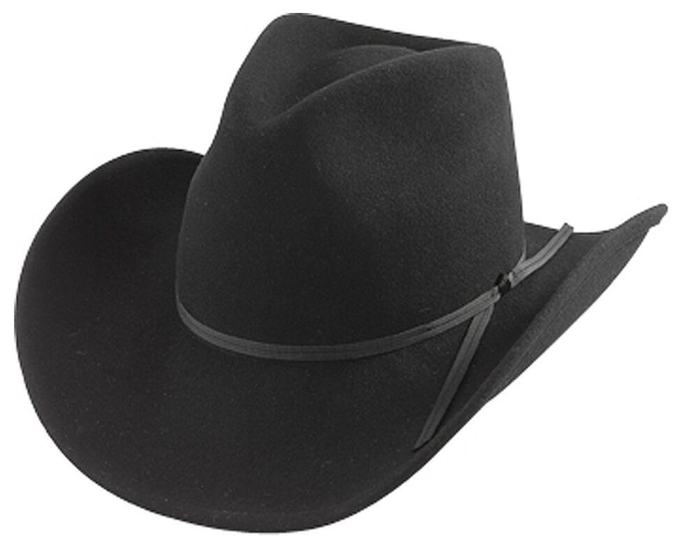 Henschel Crushable Wool Felt Cowboy Hat, , hi-res