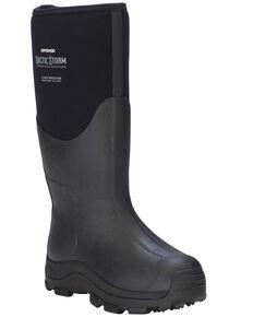 Dryshod Men's Artic Storm Winter Work Boots , Black, hi-res