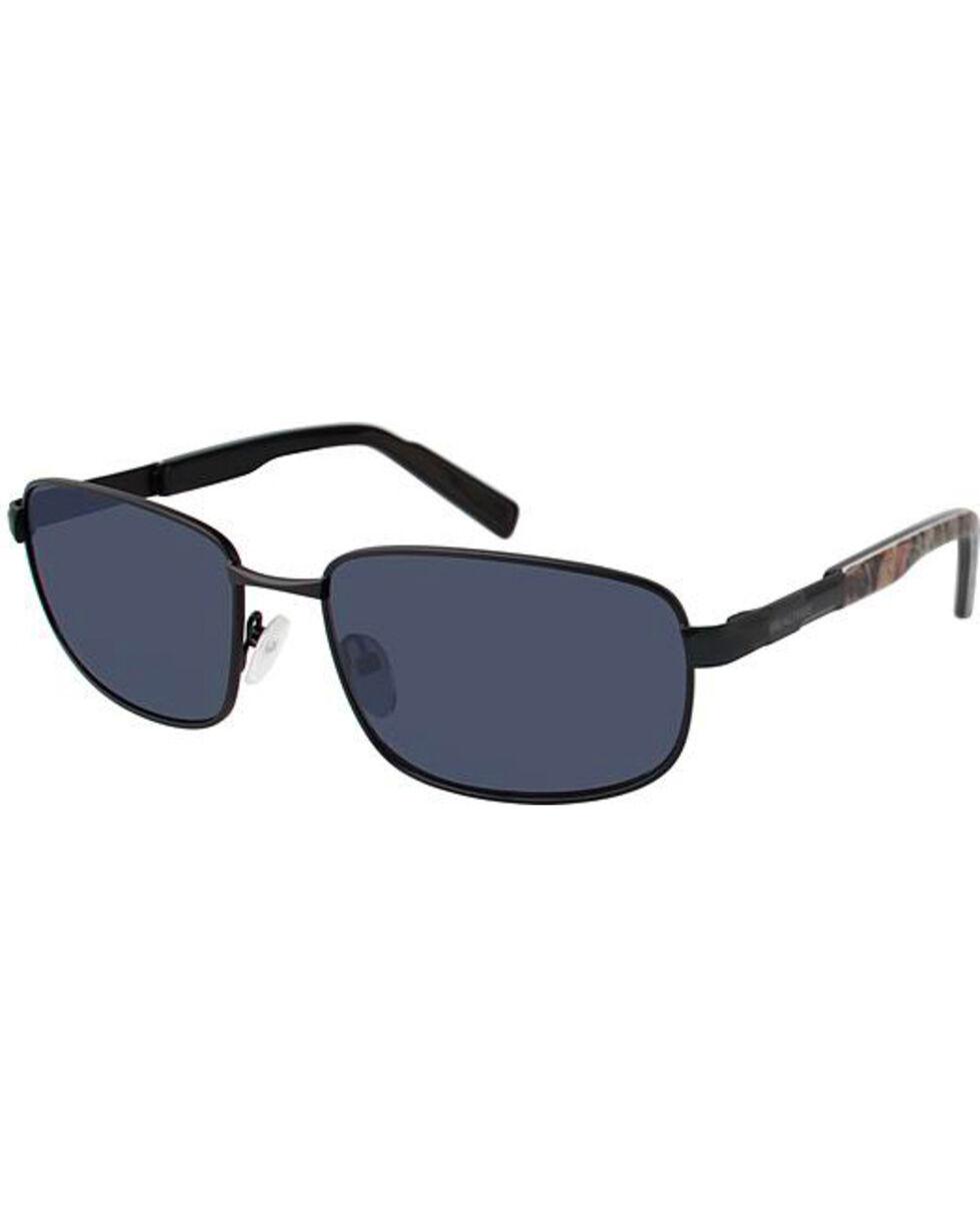 Realtree Men's Black Max-4 Polarized Sunglasses , Black, hi-res