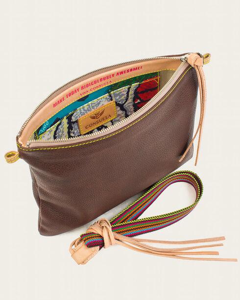 Consuela Women's Frida Magdalena Crossbody Bag, Brown, hi-res