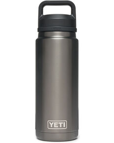 Yeti Rambler 26oz Graphite Chug Bottle, Dark Grey, hi-res