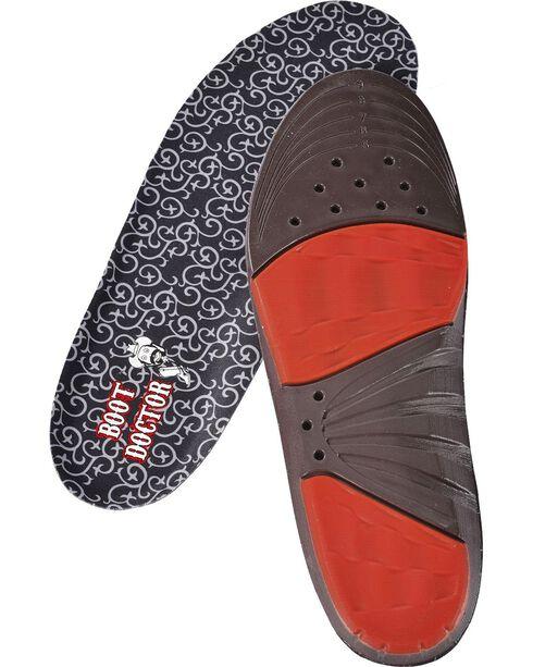 Boot Doctor Ladies Comfort Insole, Multi, hi-res