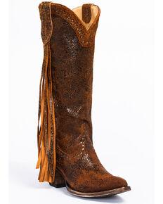 e6f3995f4723 Idyllwind Women's Fray Western Boots - Round Toe