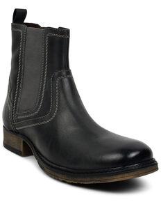 Evolutions Men's Torrey Chelsea Boots - Round Toe, Dark Grey, hi-res