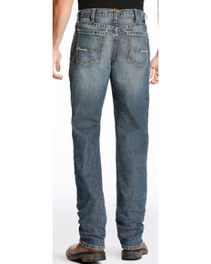 Ariat Men's Rebar M3 Edge Straight Work Jeans , Blue, hi-res