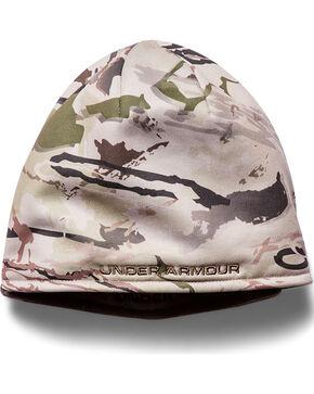 Under Armour Men's Ridge Reaper Barren Beanie, Camouflage, hi-res