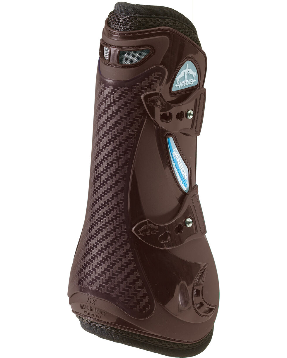 Veredus Carbon Gel VENTO Open Front Boot, Brown, hi-res