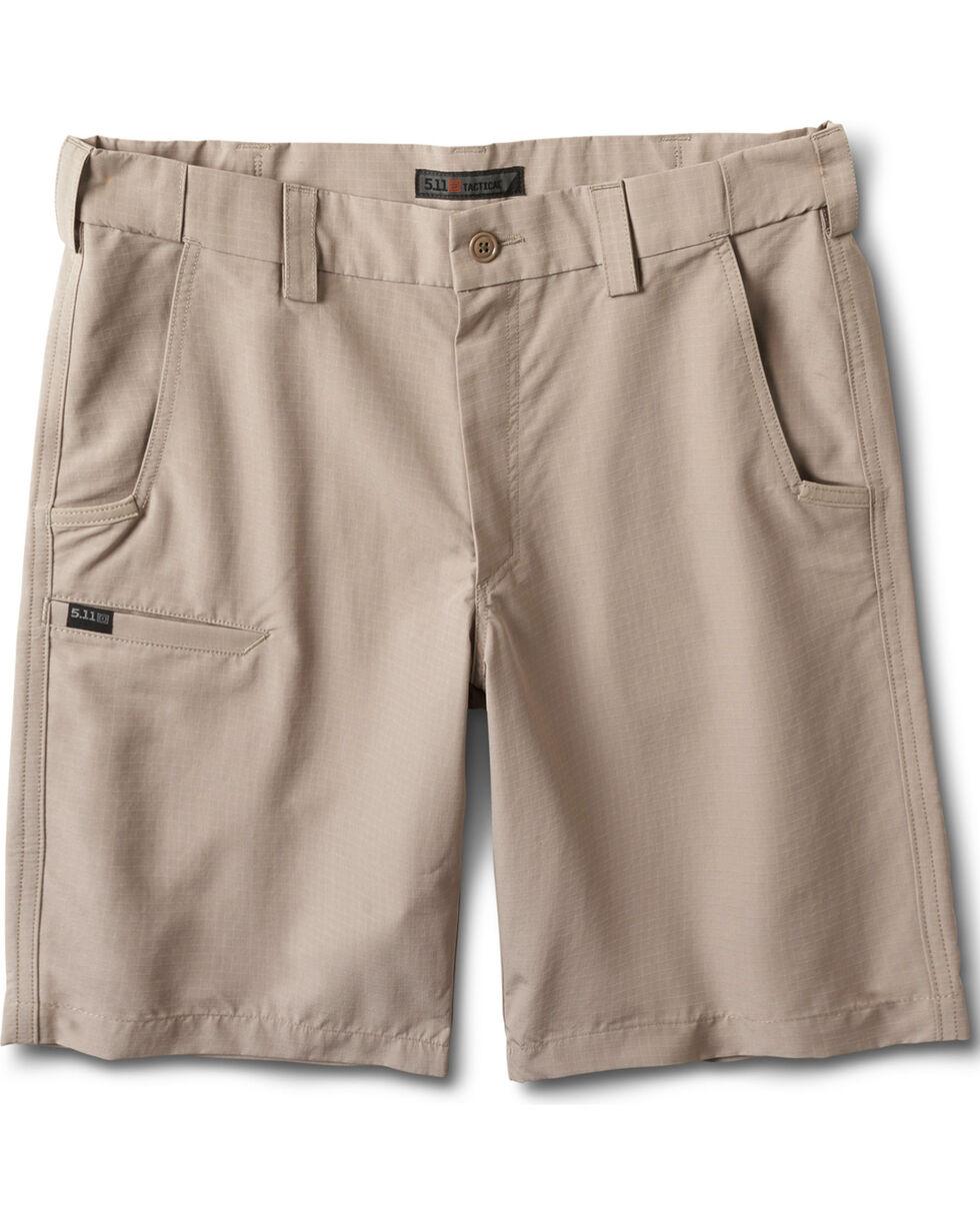 5.11 Tactical Men's Fast-Tac Urban Shorts, Beige/khaki, hi-res
