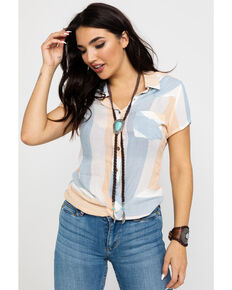 a67f1f109 Idyllwind Women's Twisted Thought Top