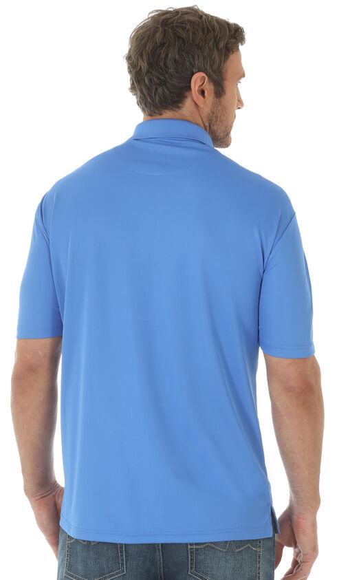 Wrangler Men's Blue 20X® Advanced Comfort Performance Polo, Blue, hi-res