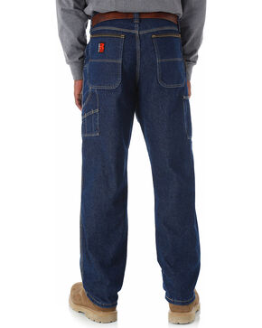 Wrangler Men's Riggs Workwear Contractor Jeans, Antique Indigo, hi-res