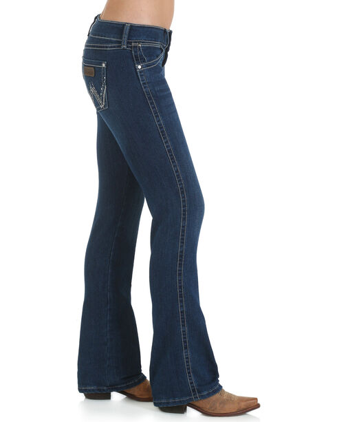 Wrangler Women's Retro Sadie Jeans - Boot Cut , Indigo, hi-res