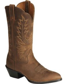 e7b6ffbd911a6 Ariat Womens Heritage Western Boots - Medium Toe