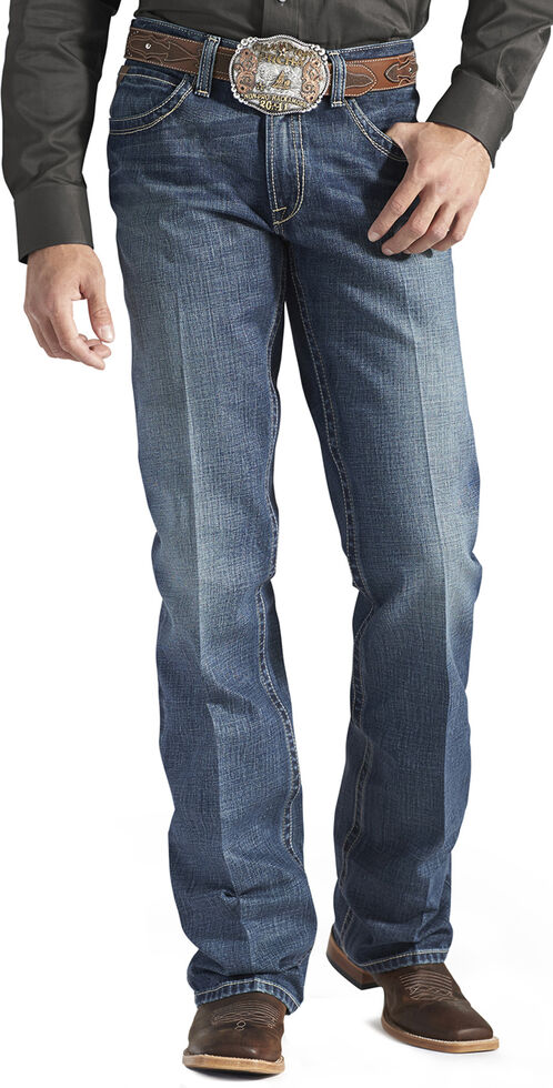 Ariat Jeans - M4 Gulch Bootcut, Med Wash, hi-res