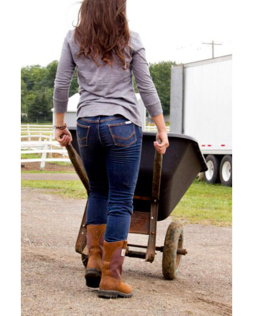 Carhartt Women's Nyona Straight Leg Jeans, Indigo, hi-res