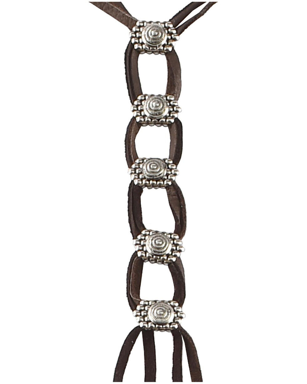 Cowgirl Confetti Women's Movin On Up Link Necklace, Brown, hi-res