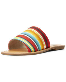 Ariat Women's Unbridled Ellie Serape Sandals, Multi, hi-res