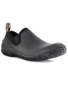 Bogs Men's Urban Walker Slip-On Shoes - Round Toe, Black, hi-res