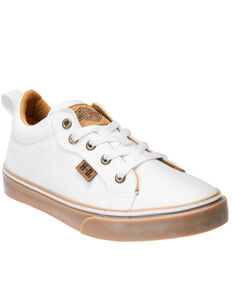 Harley Davidson Women's Torland Shoes, White, hi-res