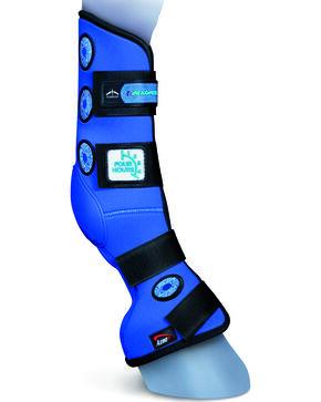 Veredus Magnetik 4-Hour Stable Front Boots, Blue, hi-res