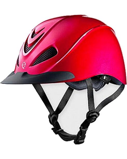 Troxel Fuchsia Liberty Riding Helmet , Fuscia, hi-res