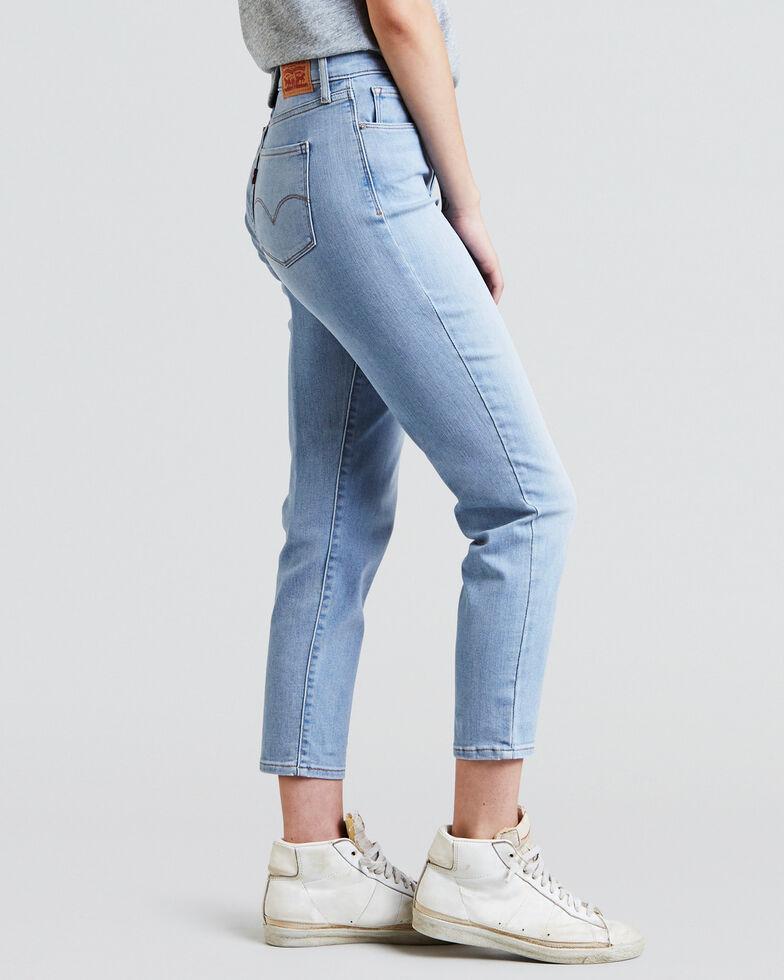 Levi's Women's Sea Daisy Drive Classic Crop Jeans - Cropped Leg, , hi-res