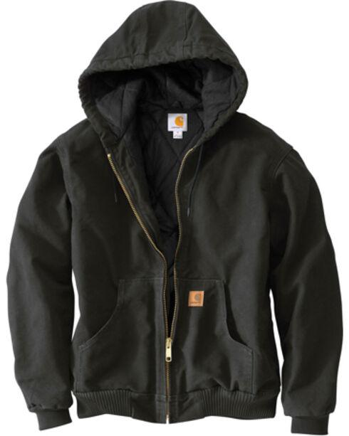 Carhartt Cottonwood Active Jacket, Black, hi-res