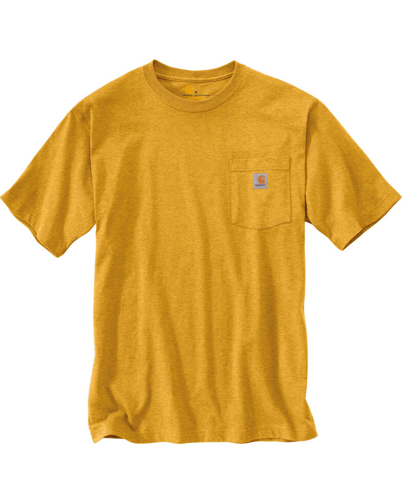 newest collection quality products huge selection of Carhartt Men's Workwear Pocket T-Shirt