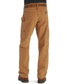 Dickies Relaxed Fit Weatherford Work Pants, Brown Duck, hi-res