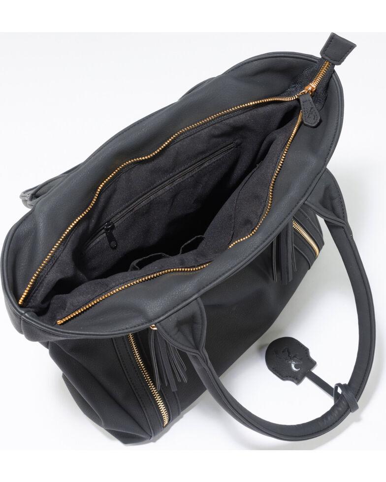 Browning Women's Black Alexandria Conceal Carry Handbag , Black, hi-res